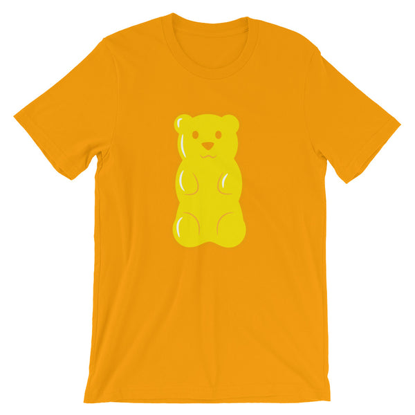 Gummy Bear T-shirt - Yellow
