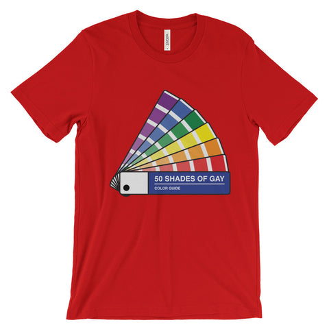 50 Shades of Gay T-Shirt