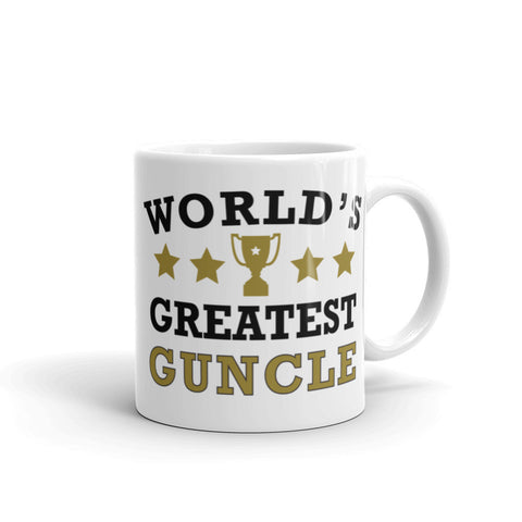 World's Greatest Guncle Mug