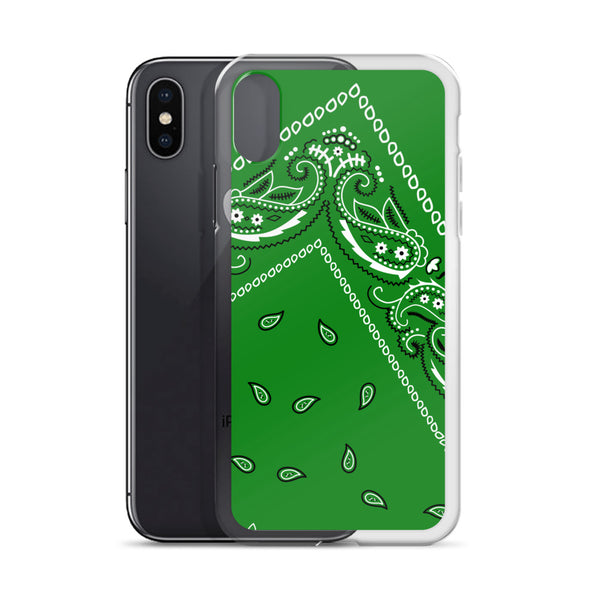 Hanky Code Green iPhone Case