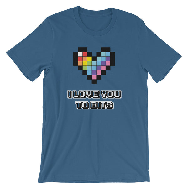 I Love You To Bits T-Shirt