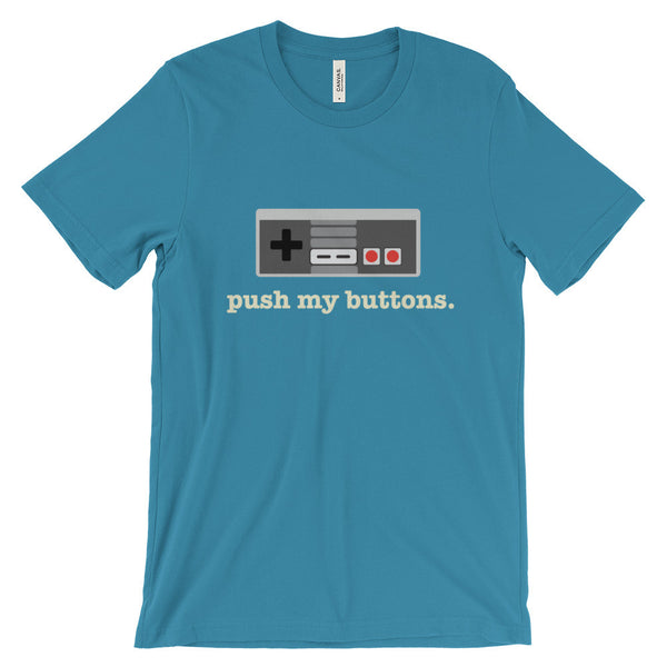 Push My Buttons T-Shirt