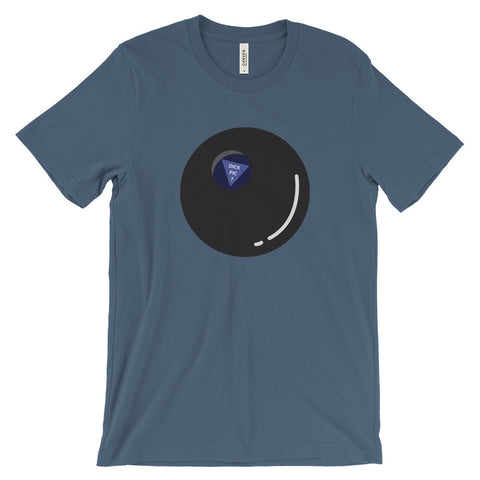 "Magic Ball ""Dick Pic?"" T-Shirt"