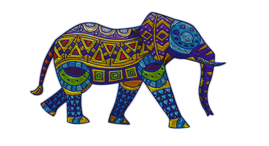 Symbolism Of Elephants In Buddhism Stephanie Rose