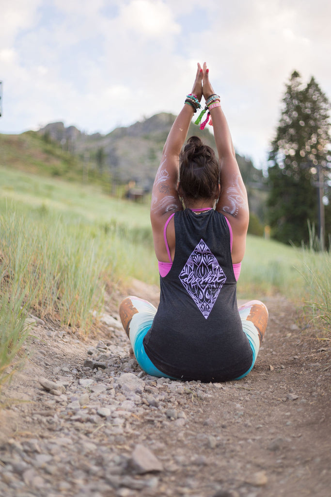Drishti Yoga Tank Top - Inspired by Stephanie Rose