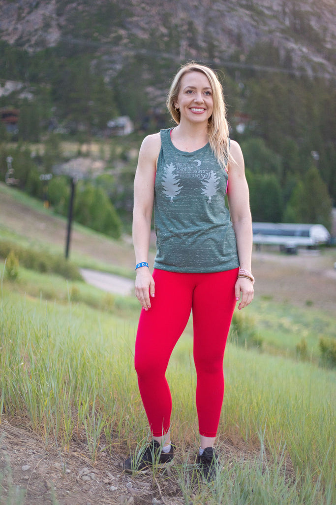 Hiking Inspired Women's Muscle Tank - Inspired by Stephanie Rose