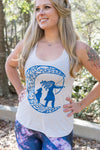 Greek Goddess of the Hunt Artemis Womens Workout Tank - Inspired by Stephanie Rose