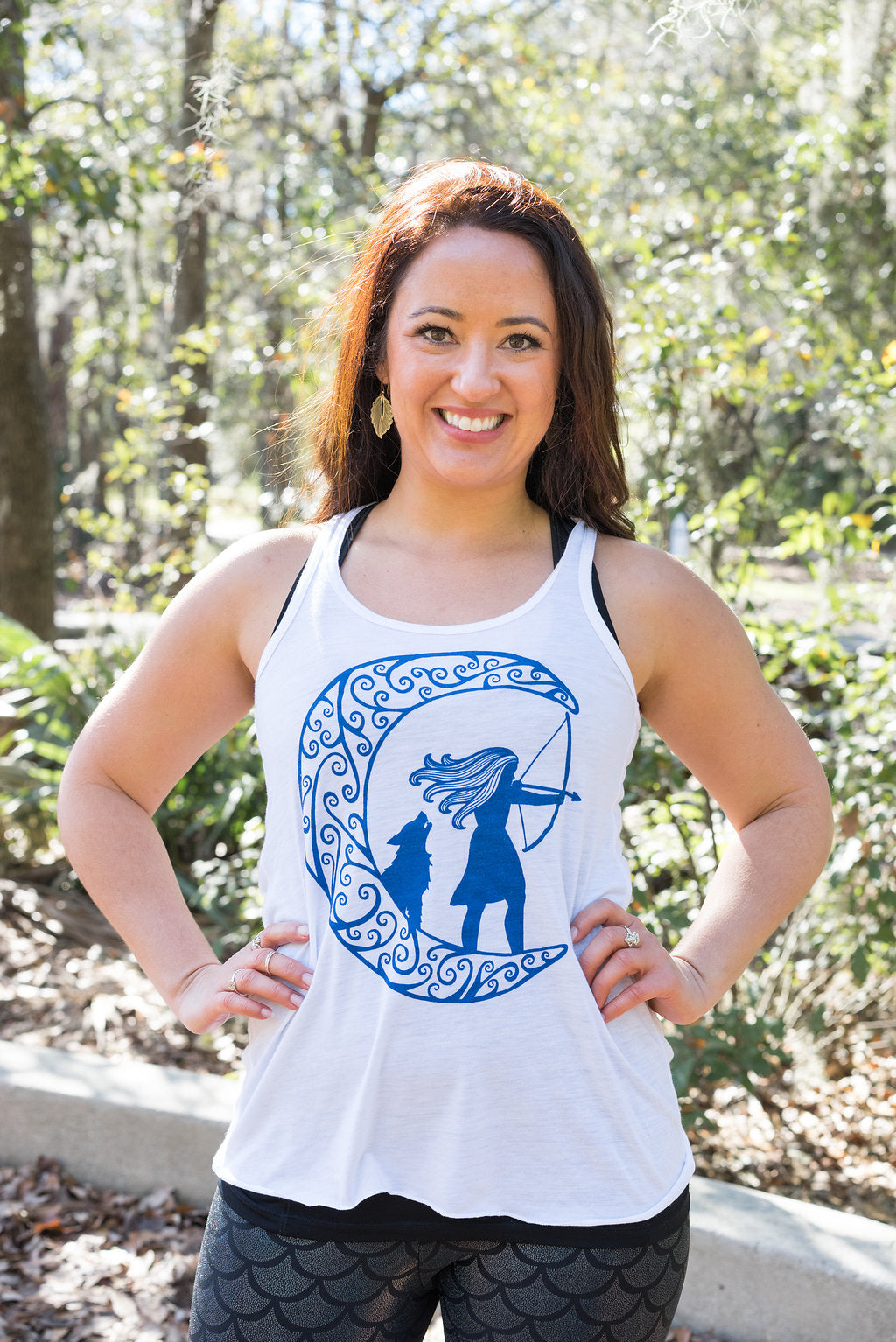 1fcb938ac5068 Artemis Workout Tank Top - Inspired by Stephanie Rose