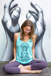 Parshvanatha Tank Top - Inspired by Stephanie Rose