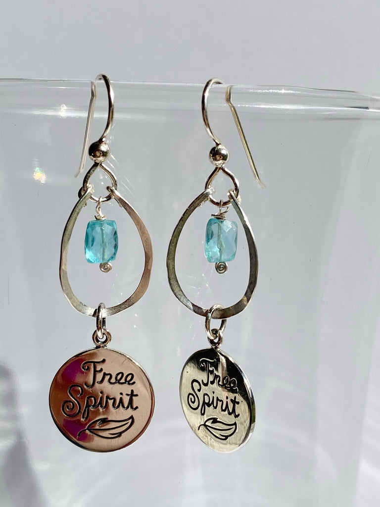 Free Spirit Boho Earrings - Inspired by Stephanie Rose
