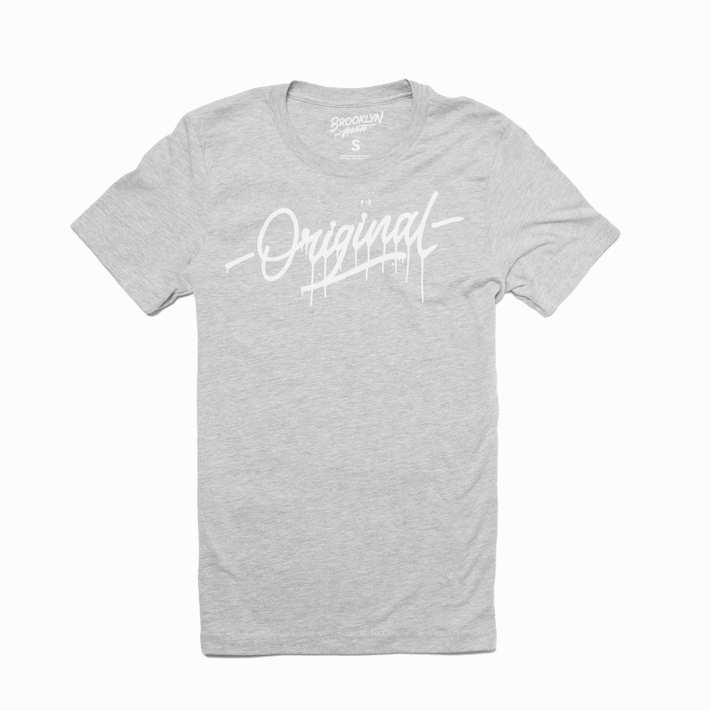Brooklyn Mate Original t-shirt Grey
