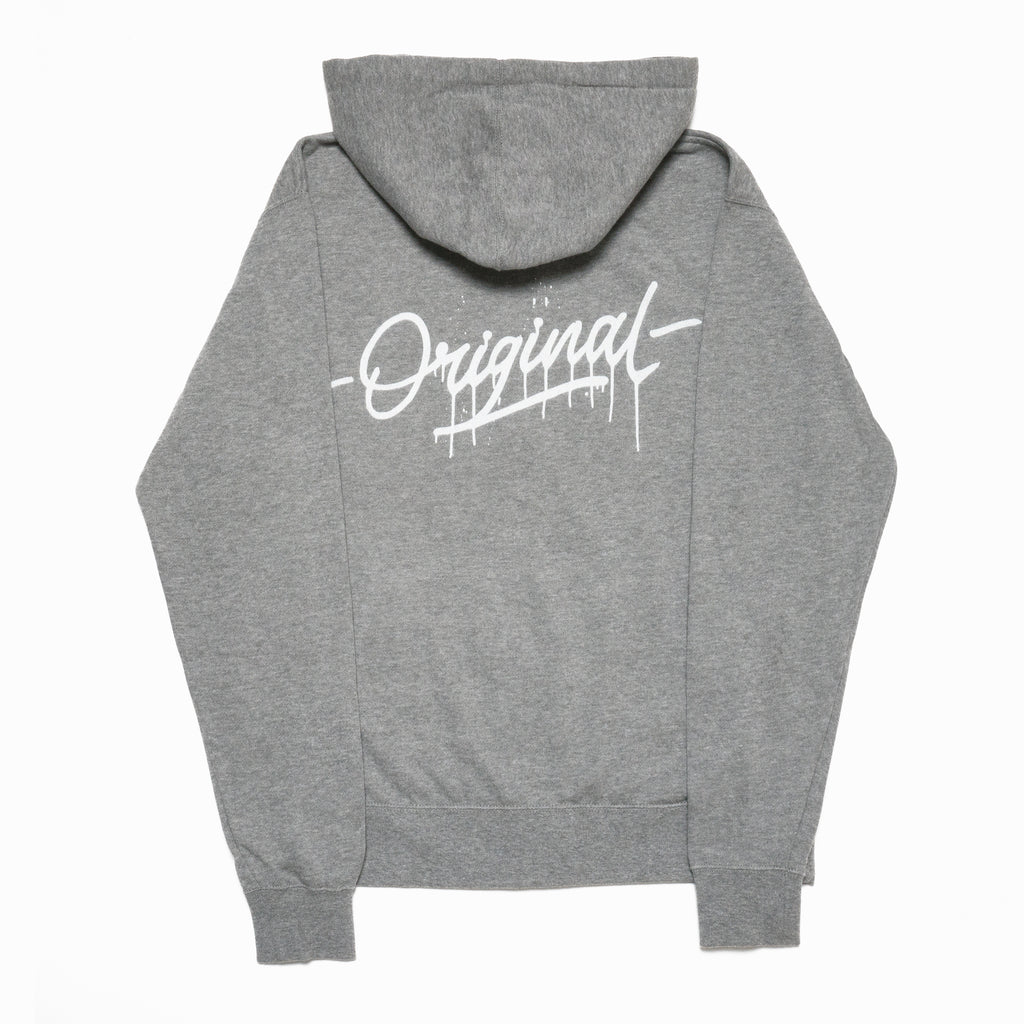 Brooklyn Mate Original hoodie Gunmetal