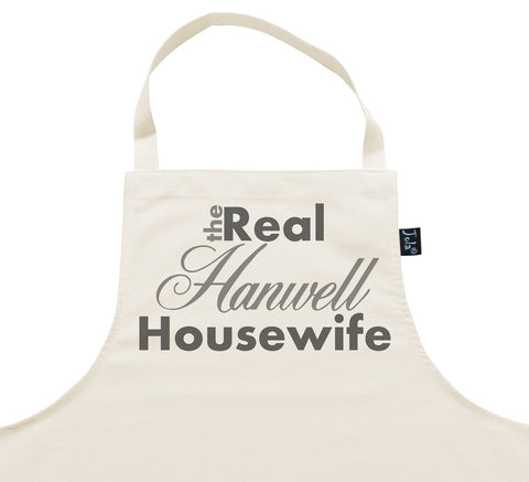 Personalised Real Housewife City Apron