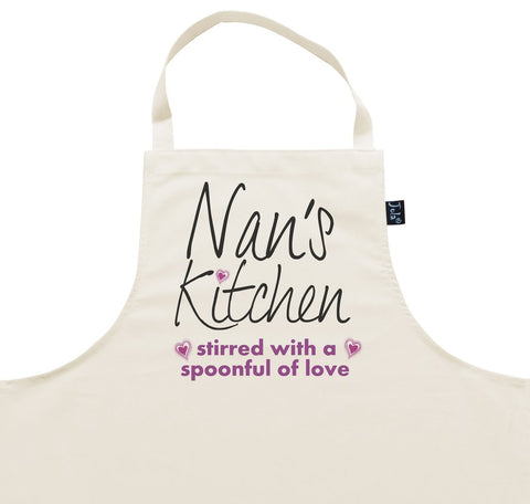 Nan's Kitchen Love Apron
