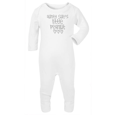 Personalised Little Peanut Babygrow