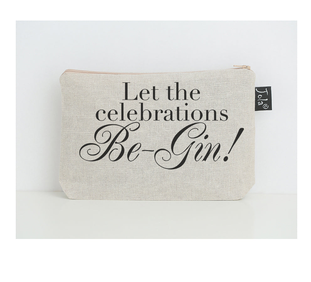 Be Gin small make up bag