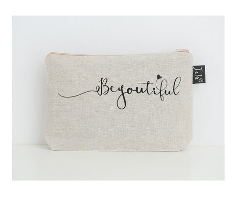 BeYOUtiful small make up bag