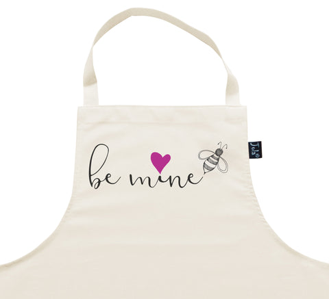 Copy of Be Mine Pink Apron
