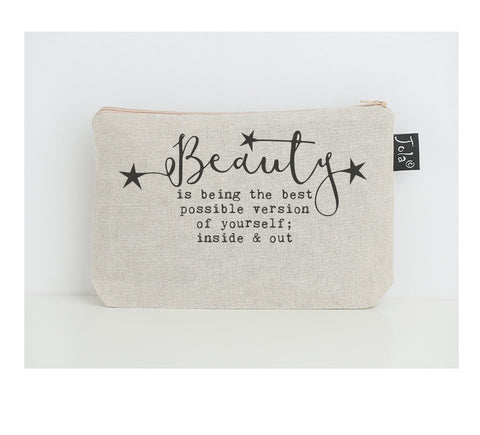 Best Version small make up bag