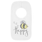 Bee Happy Bib