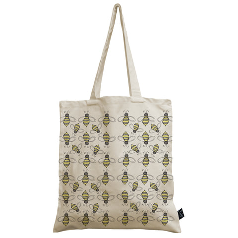 Lots of bees canvas bag
