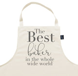 Apron Best Baker in the whole wide world