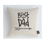 Best Dad Arrow cushion