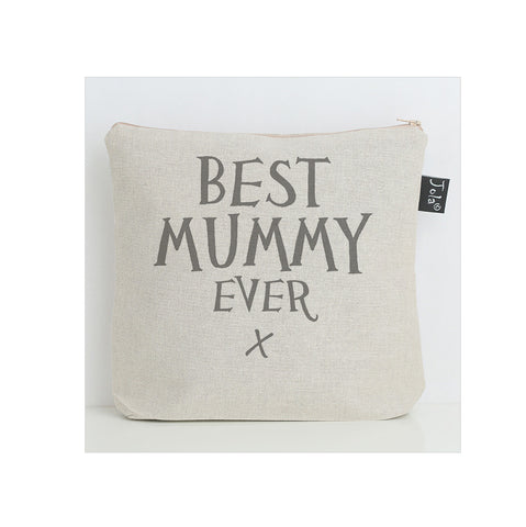 Best Mummy Ever washbag