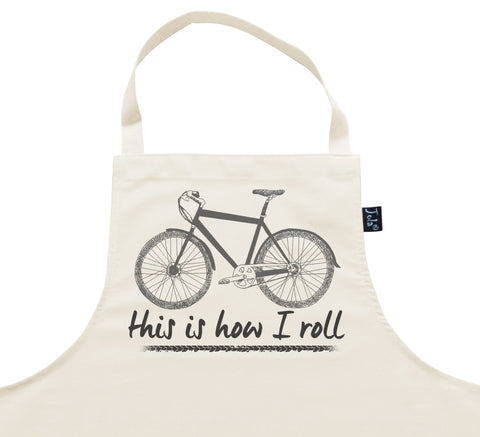 Apron Bike This is how I roll