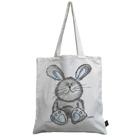 Bunny Canvas bag