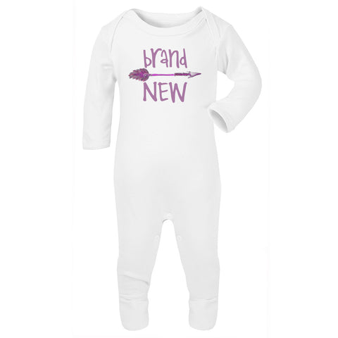 Brand New Arrow babygrow