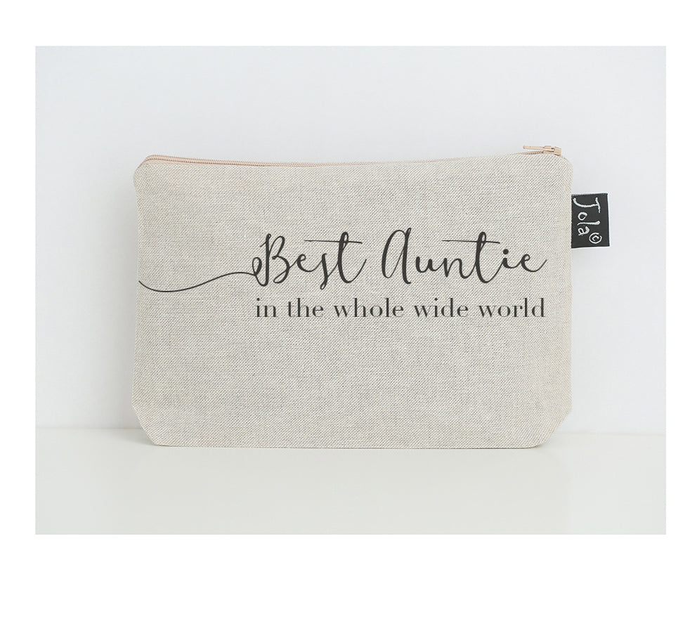 Best Auntie small make up bag