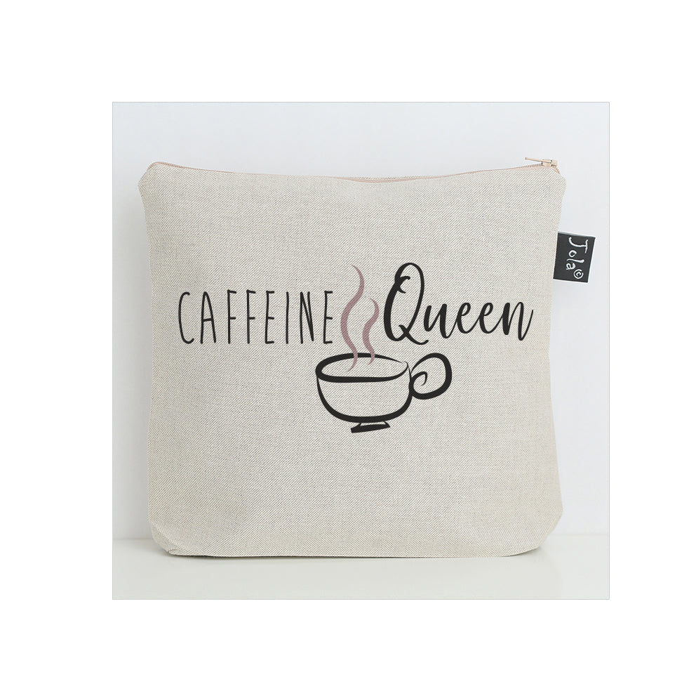 Caffiene Queen Washbag