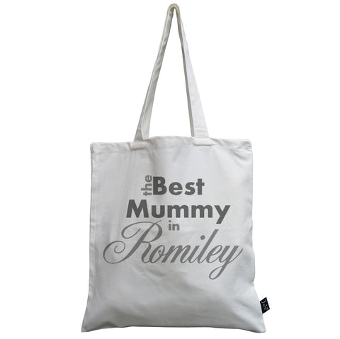 Best Mummy City canvas bag