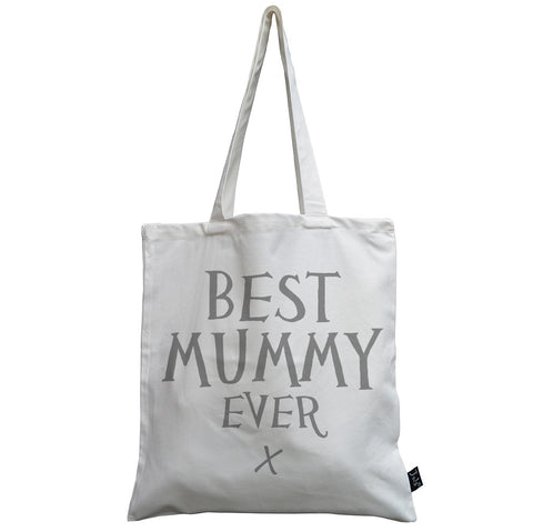 Best Mummy ever canvas bag