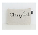 Classy Bird small make up bag