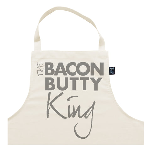 Apron Best Bacon Butty King