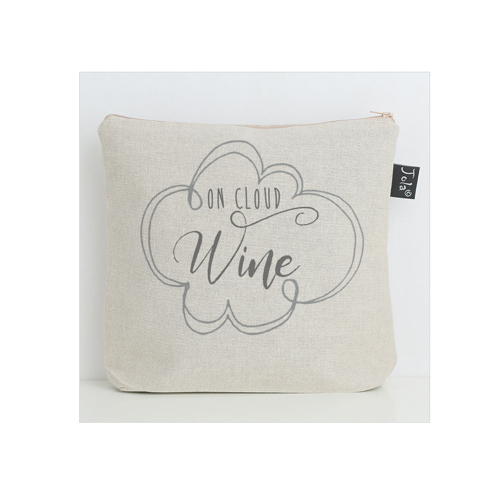 Cloud wine washbag