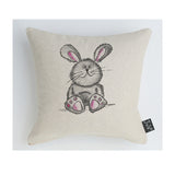 Cute Bunny Cushion
