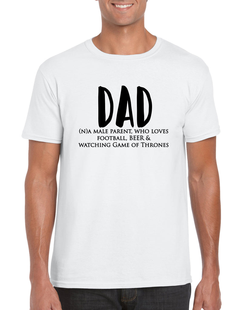 Cotton T Shirt Dad Game of Thrones