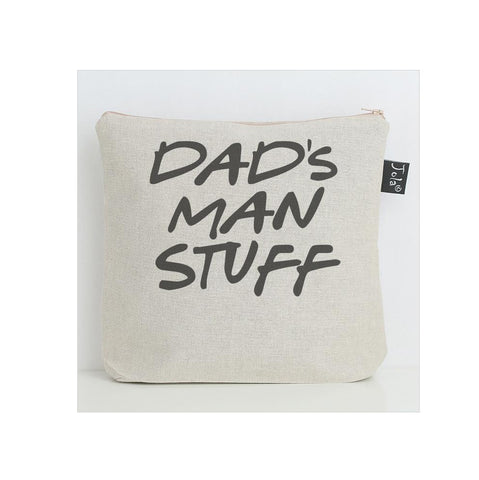 Dads stuff Washbag