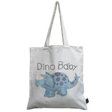 Dino Baby Canvas bag