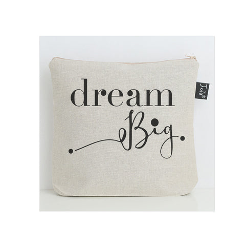 Dream Big wash bag