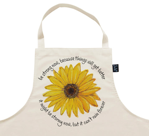 Be strong  ECH Be Strong Apron