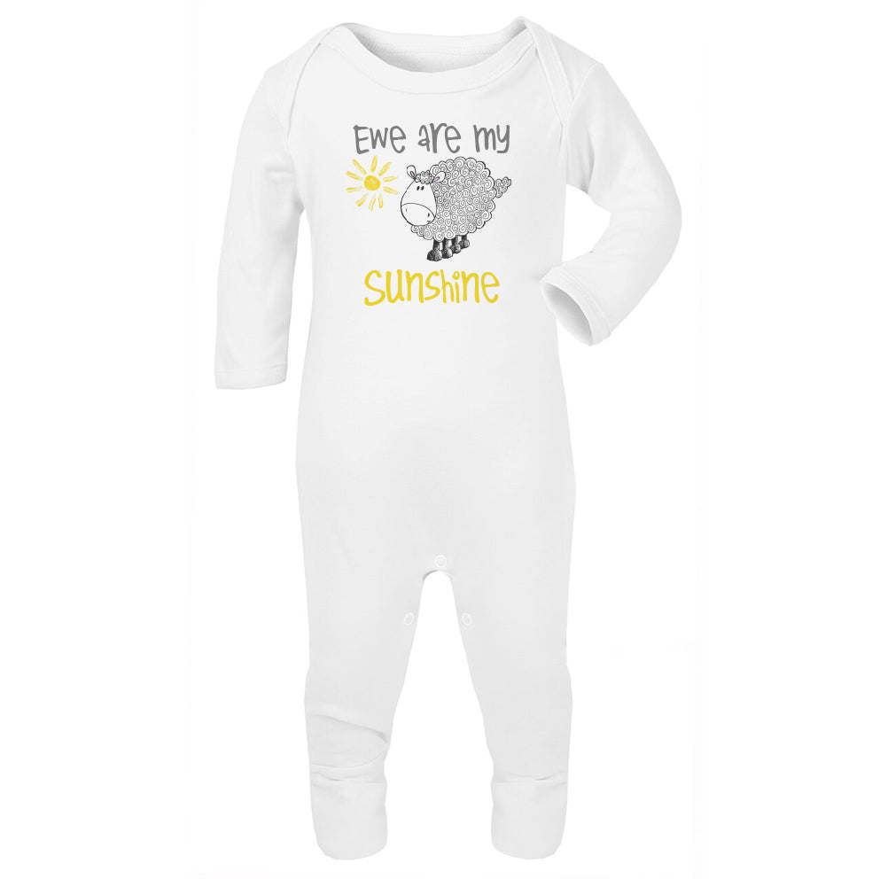 Ewe are my sunshine Babygrow