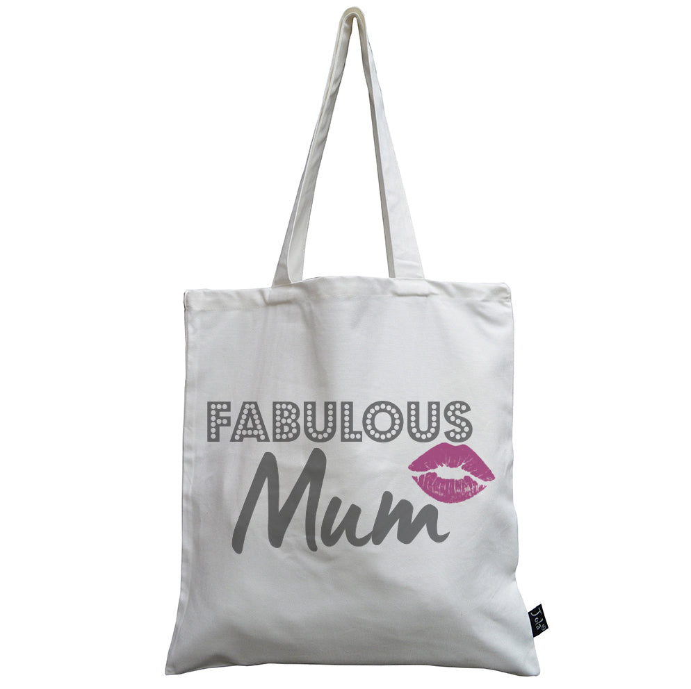 Best Fabulous Mum canvas bag