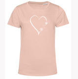 Organic Cotton T Shirt Personalised Favourites