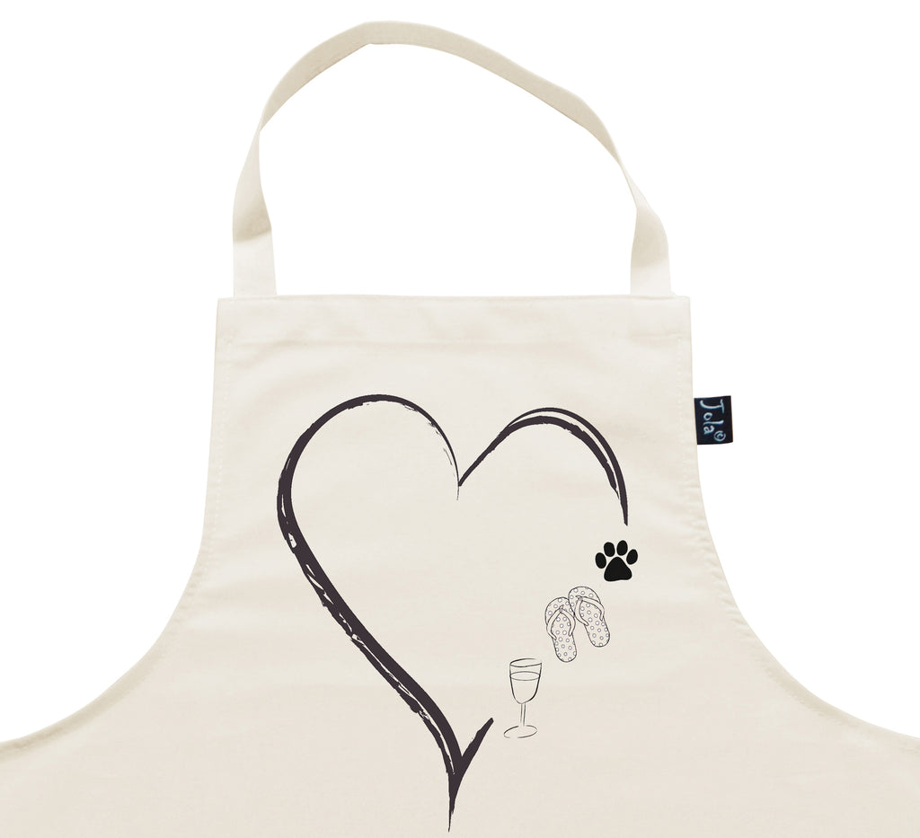 Personalised Favourites Apron
