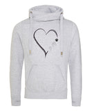 Personalised Favourites Urban Hoodie