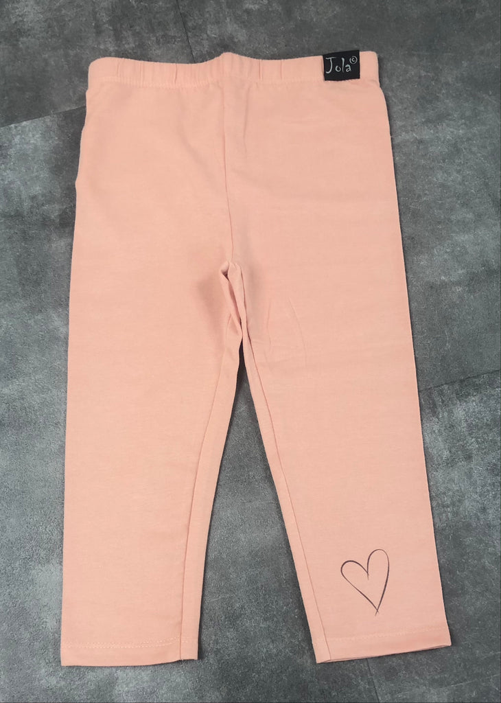 Toddler Leggings Blush